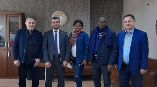 """""""Sakaryalı iş adamları Kamerun'daki İş Fırsatlarını Değerlendirmeli"""""""