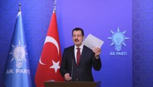 Ali İhsan YAVUZ Muhalefete Yüklendi.