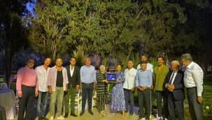 Milletvekili Atabek Kıbrıs'a Çıkarma Yaptı.