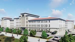 Yeni Adliye binasının ihalesi 26 Temmuz'da