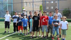 Kuran Ve Spor Birlikte.