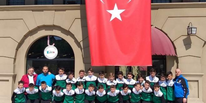 Futbol Altyapı Gelişim Projesinde 2. Devre Maçları İlimizde Oynanacak