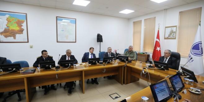 Genel Asayiş Toplantısı Bu Ay Serdivan İlçesinde Gerçekleştirildi
