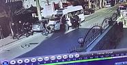 Kaza sonrası darp edilen servis şöförünü faili bulundu